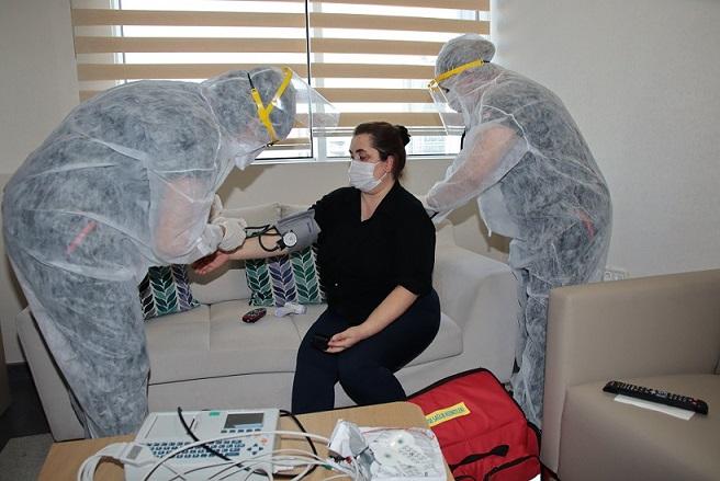 Pandemi döneminde hastaneye gitmekten korkanlar dikkat