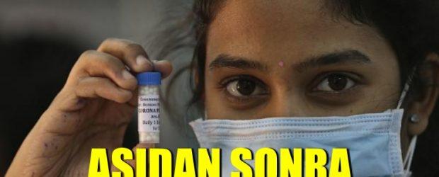 ARD, Almanya'da Covid-19 aşısından sonra ilacı da bulunduğunu açıkladı