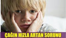 """ÇAĞIN HIZLA ARTAN SORUNU """"ERKEN ERGENLİK"""""""