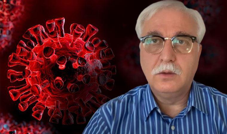 """Özlü Açıkladı """"Mutasyona Uğrayan  Koronavirüs"""""""
