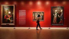 Müzeler eserlerini sanal ortama taşıdı