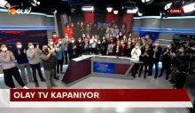 Olay TV tepkisi: Utanç verici
