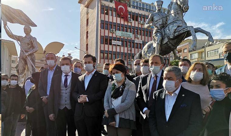 Menemen Belediyesi AKP'ye Geçti