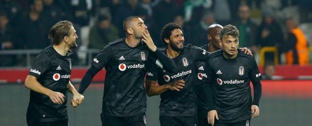 Beşiktaş liderlik maçına çıkıyor