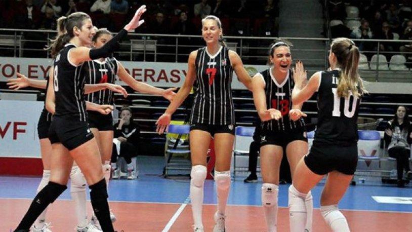 Beşiktaş Kadın Voleybol Takımı'nın küme düşmesi kesinleşti