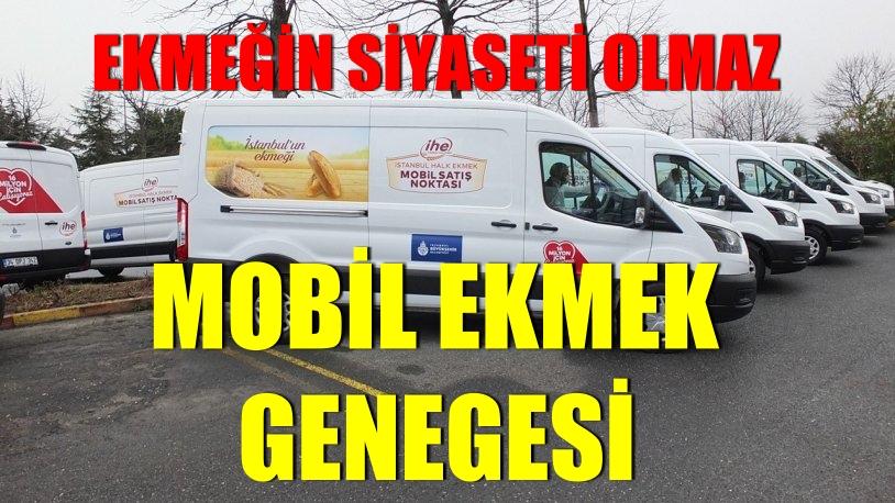 Tarım ve Orman Bakanlığı'ndan İBB'nin mobil büfelerine genelgeli engel!