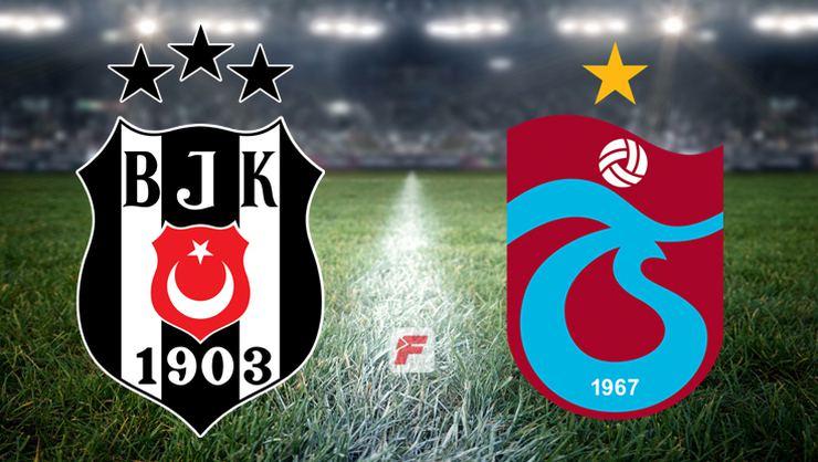Beşiktaş – Trabzonspor maçı canlı yayın
