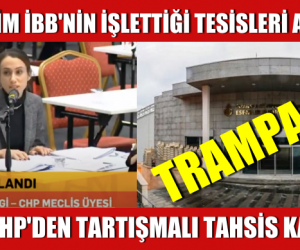 Trampa ile İBB'ye Verdiler. Trampa ile AKP'li İlçe Belediyesine Geçti
