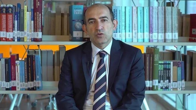 AKP'li Melih Bulu Boğaziçi'ne Rektör Olarak Atandı