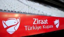 Türkiye Kupası'nda çeyrek ve yarı final eşleşmeleri