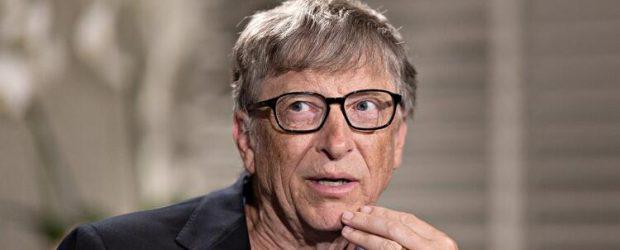 Bill Gates: Covid-19 iklim değişikliğinden daha kolay