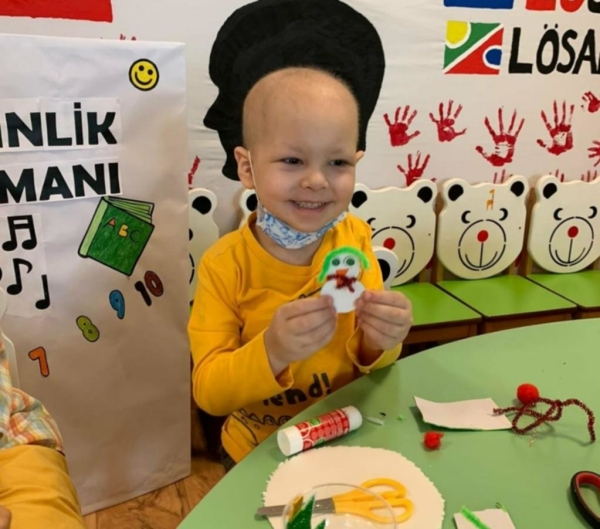 Çocukluk çağı kanserlerinde lösemi ilk sırada