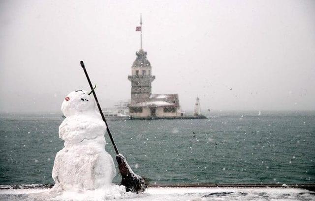 İstanbul'da bahar havası gidiyor