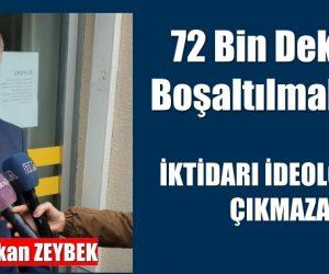 KANAL İSTANBUL PROJESİNİ TOPLUMUN SADECE 3'DE 1'İ DESTEKLİYOR