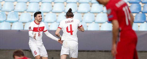 A Milli Takım, Norveç karşısında 3 puanı 3 golle aldı