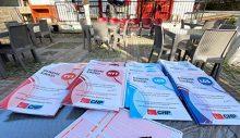 CHP Parti binasını dershaneye çevirdiler