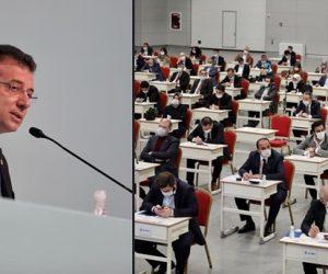 İBB Meclisi, Salgın Nedeniyle Nisan Ayı Oturumu Ertelendi