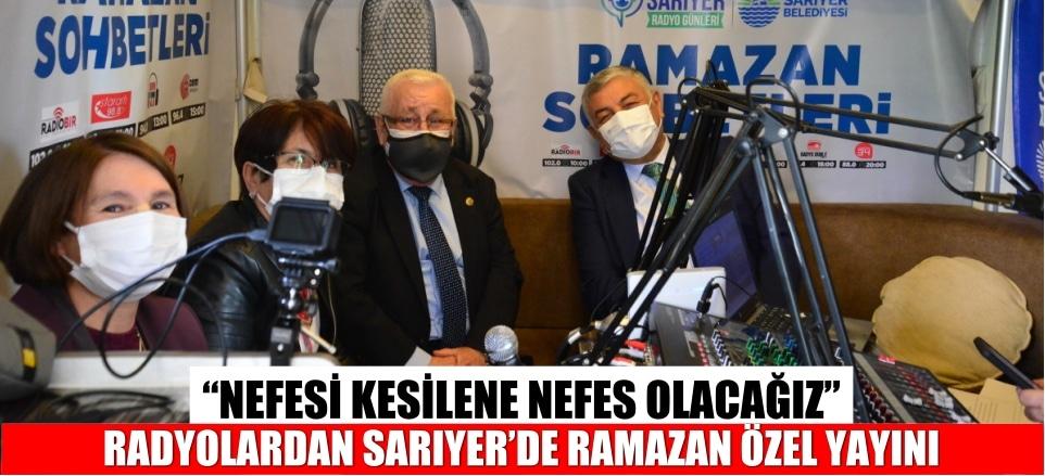 """""""NEFESİ KESİLENE NEFES OLACAĞIZ"""""""