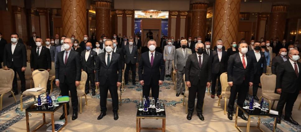 MBB MECLİSİ İSTANBUL'DA OLAĞAN GENEL KURUL YAPTI