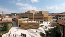 Troya Müzesi ve Odunpazarı Modern Müzesi 'Avrupa Yılın Müzesi Özel Ödülü'