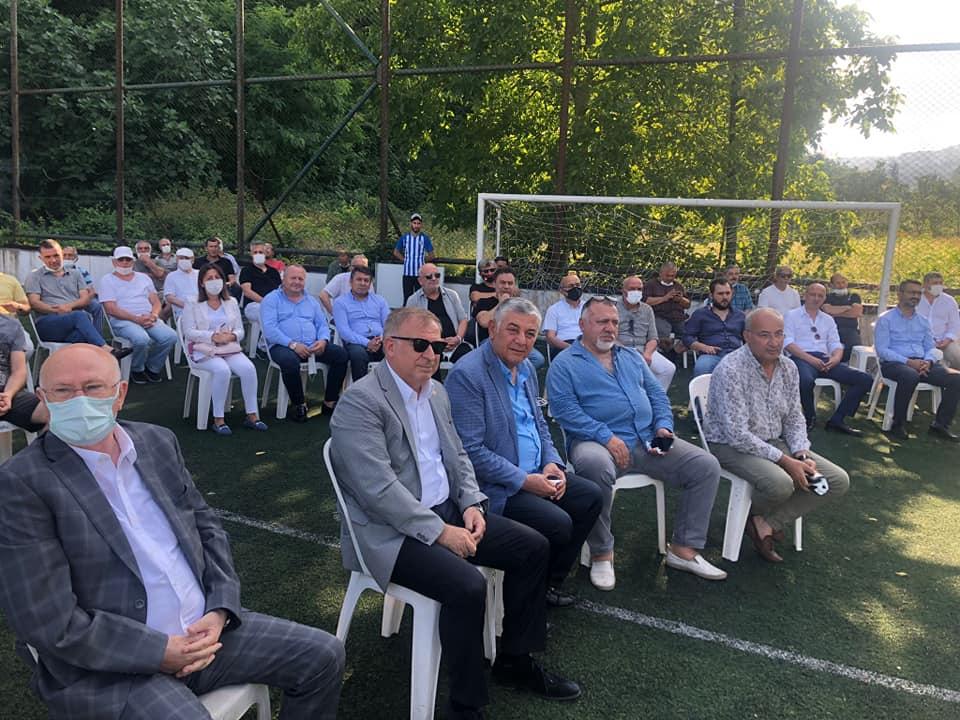 Sarıyer Spor Kulubü Genel Kurulu Yapıldı