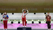 Çin, Tokyo Olimpiyatları'na damga vurdu