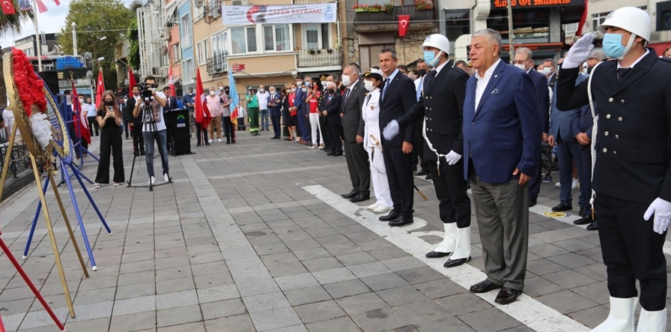 30 AĞUSTOS ZAFERİ SARIYER'DE KUTLANIYOR