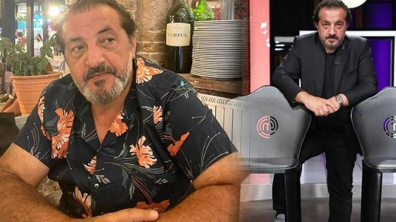 MasterChef Mehmet Şef'in sol elini sürekli saklama sebebi
