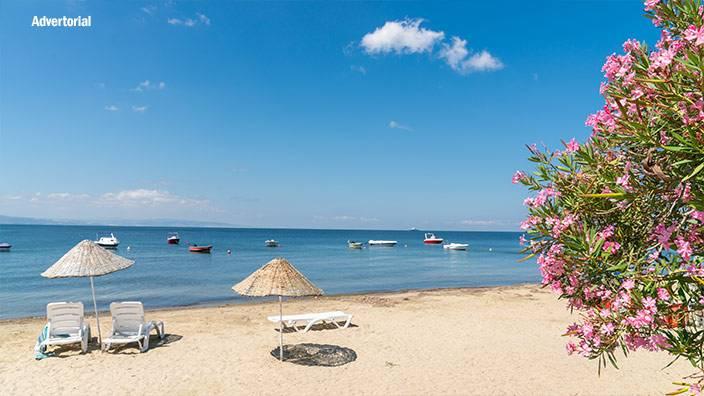 İstanbul'a yakın 5 mavi bayraklı plaj
