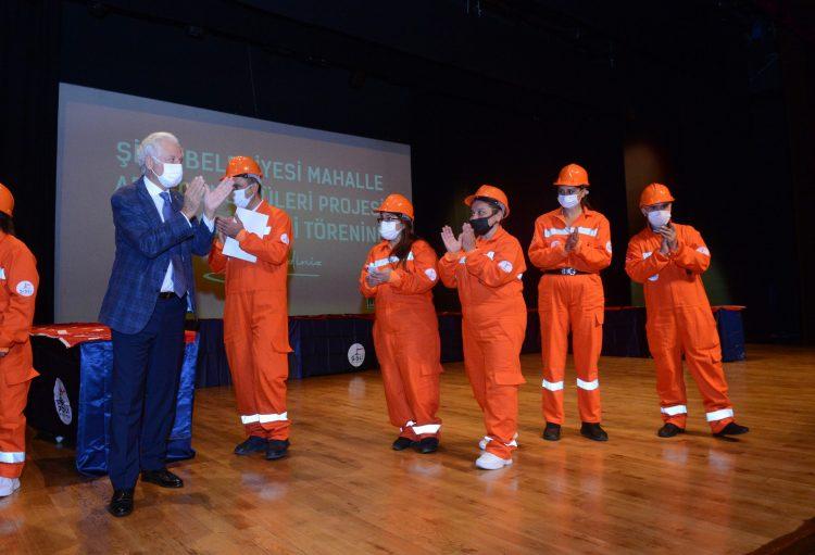 Türkiye Afet Müdahale Planı kapsamında Şişli Belediyesi ile Mahalle Afet Gönüllüleri Acil Müdahale Derneği arasında imzalanan iş birliği protokolü gereği,
