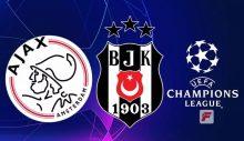Beşiktaş Ajax maçı şifresiz mi, hangi kanalda?