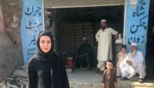 Nagehan Alçı, Taliban yönetimindeki Afganistan'a gitti.