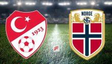 Türkiye-Norveç maçı ne zaman, saat kaçta, hangi kanalda?