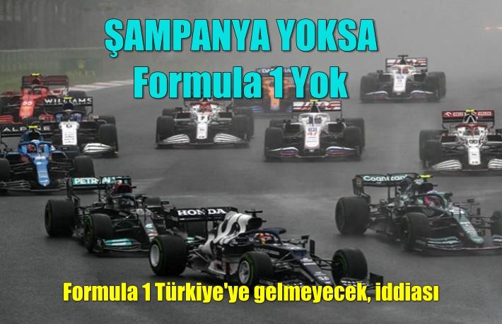 Formula 1 Türkiye'ye gelmeyecek, iddiası