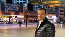 İmamoğlu, yeni Mecidiyeköy'de gece turu attı
